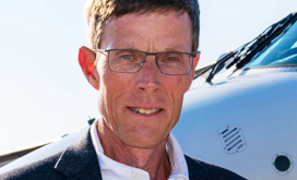 Stan Finch President Berry Aviation