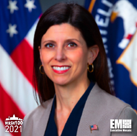 CIA CIO Juliane Gallina Recognized With 2021 Wash100 Award for Driving Innovation, Partnerships, Resources Across the Federal Sector
