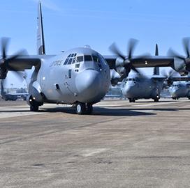 Air Force Seeks Contractors to Help Develop C-130 Aircraft Software Modernization Plan