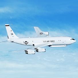 Air Force E-8C