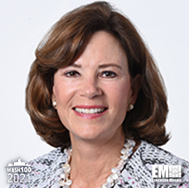 Dawne Hickton, Critical Mission Solutions Business EVP & COO at Jacobs, Named to 2021 Wash100 for Expanding Cyber Capabilities; Driving Company Growth