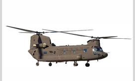 US Army Chinook