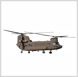Kratos to Update Army Chinook Maintenance Trainers