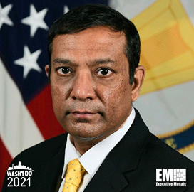 Army CIO Raj Iyer Receives First Wash100 Award; Executive Mosaic CEO Jim Garrettson Quoted