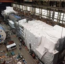 New Jersey submarine development