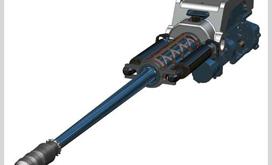 Northrop Sky Viper cannon