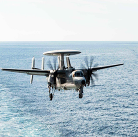 Navy Plans Aircraft Mission Tech Contract Award to Northrop for Manned-Unmanned Teaming Demo