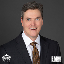 Michael LaRouche, President of SAIC's National Security and Space Sector, Inducted Into 2021 Wash100 for Company Growth; IT Modernization Efforts