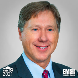 Amentum CEO John Vollmer Receives Sixth Wash100 Award; Executive Mosaic CEO Jim Garrettson Quoted - top government contractors - best government contracting event
