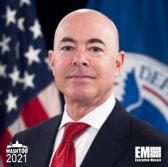Alejandro Mayorkas DHS Secretary