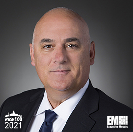 Roy Azevedo, President of Raytheon Intelligence & Space, Named to 2021 Wash100 for Leading Development of Space & Military Tech Capabilities