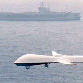 Naval drone