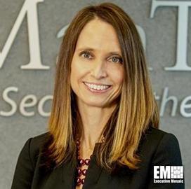 Julie Anna Barker Chief HR Officer ManTech