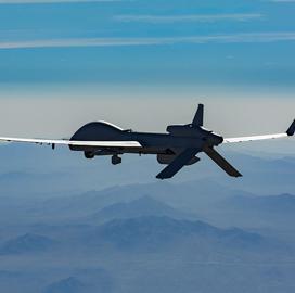 General Atomics' Gray Eagle UAS Exceeds 1M Flight-Hour Milestone; David Alexander Quoted