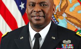 Lloyd Austin Defense Secretary