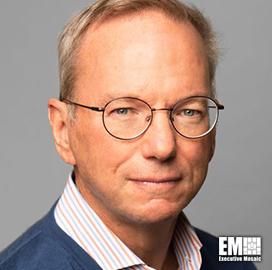 Eric Schmidt Chair NSCAI