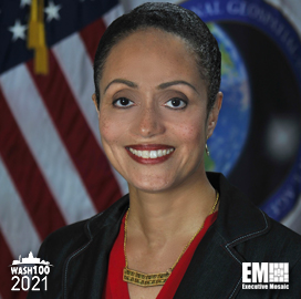 NGA Deputy Director Stacey Dixon Named to 2021 Wash100 for Driving Innovation in GEOINT Platforms; Digital Transformation to Integrate Emerging Tech