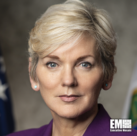 DOE Unveils New Investment in AI, Data Analytics; Jennifer Granholm Quoted