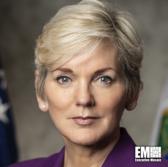 Jennifer Granholm Secretary of Energy DOE