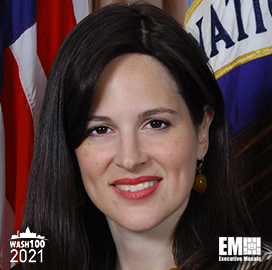 Anne Neuberger, Deputy National Security Adviser for Cyber and Emerging Technology, Receives Second Consecutive Wash100 Award