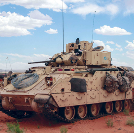 BAE, General Dynamics Bid for Army Bradley Replacement Competition
