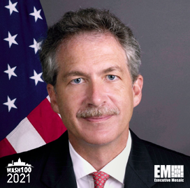 CIA Director William Burns Receives First Wash100 Award for Driving U.S. National Security Strategy, Defense; Advancing IT Tech Solutions