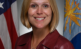 Lauren Knausenberger CIO U.S. Air Force