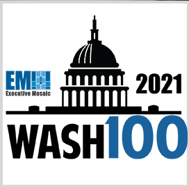 Defense Secretary Lloyd Austin Moves Into 1st Place in 2021 Wash100 Rankings; Eight Days Left to Cast Your Vote