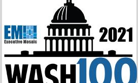 Wash100 Award