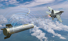Dual-Band Decoy Raytheon Technologies