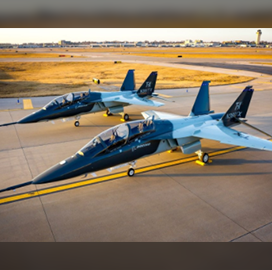 Saab Completes Indiana Facility for T-7A Trainer's Aft Fuselage Work