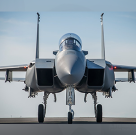 Boeing Delivers Second F-15EX Aircraft to Air Force