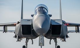 F-15EX aircraft Boeing