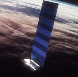 FCC OKs SpaceX's License Modification Request for Starlink Constellation