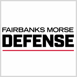 Fairbanks Morse Rebrands to Highlight Defense Market Focus; George Whittier Quoted