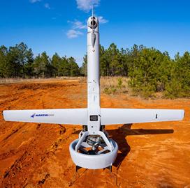 Martin UAV V-Bat
