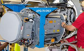 APG-79 radar Raytheon Technologies