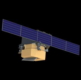 EWS spacecraft