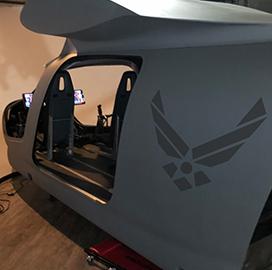 BETA Technologies ALIA flight simulator