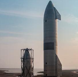 Starship prototype