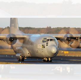 U.S. Navy C-130