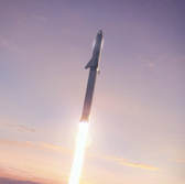 SpaceX Starship launch system