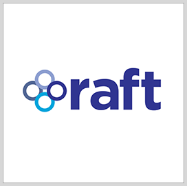 Raft Secures Air Force Data Pipeline Development Grants - top government contractors - best government contracting event
