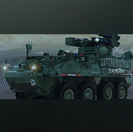 Moog to Produce Turret System for Army Short-Range Air Defense System - top government contractors - best government contracting event