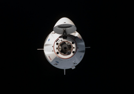 SpaceX Dragon Spacecraft Carries New Solar Arrays, Science Projects for ISS - top government contractors - best government contracting event