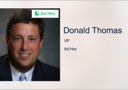 Former Dell Exec Donald Thomas to Lead Ad Hoc's Federal Business - top government contractors - best government contracting event