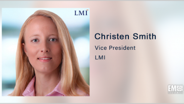 LMI Presented With USPS Supplier Excellence Award; Christen Smith Quoted - top government contractors - best government contracting event