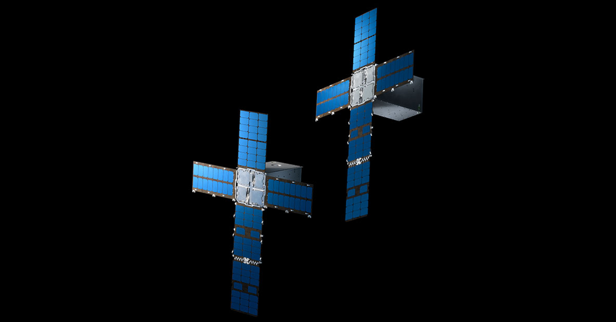 General Atomics Preparing LINCS Satellites for Optical Communication System Demo Mission - top government contractors - best government contracting event