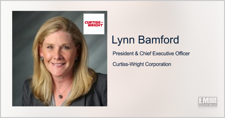 Curtiss-Wright to Deliver Computers, Modules to Lockheed for Navy Helicopter Fleet Upgrade; Lynn Bamford Quoted - top government contractors - best government contracting event