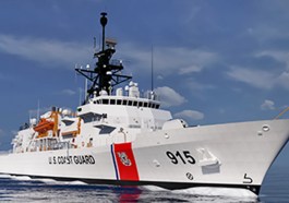 Northrop Expands Role as C5ISR Systems Integrator for Coast Guard's Heritage-Class Cutters - top government contractors - best government contracting event